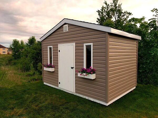 8x12-Gable Summit Sheds