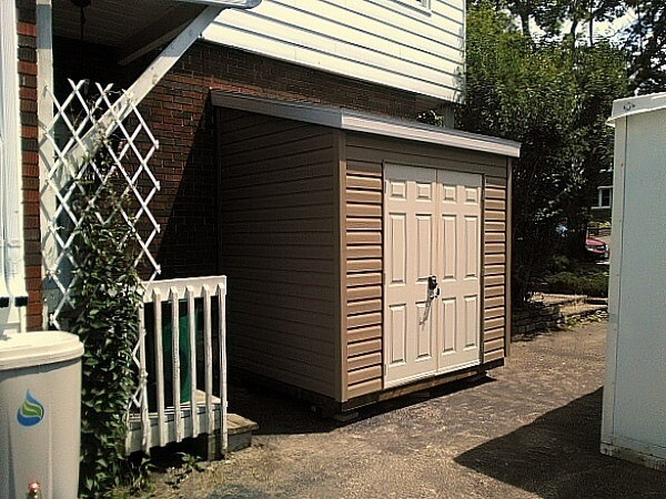 8x12-Lean-To Shed