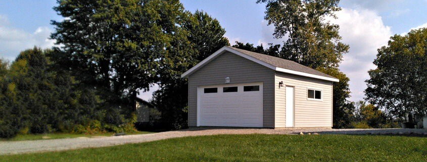 Garages, Detached Garages, Custom Garage - Summit, Ottawa's Garage Builder