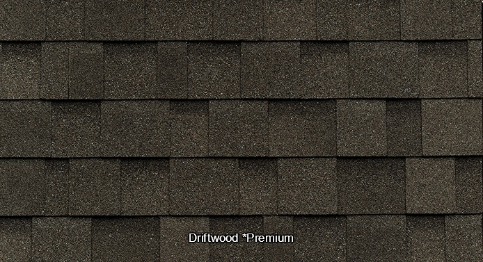 Driftwood Shed Shingles