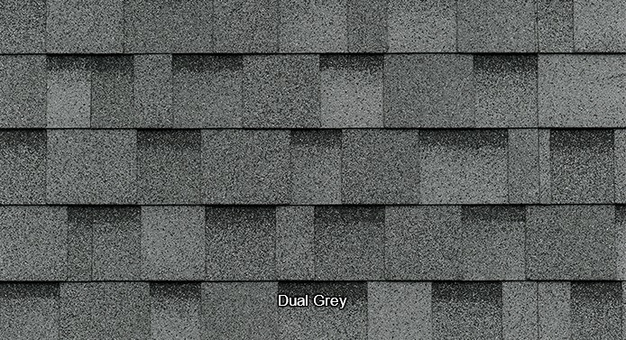 Dual Grey Shed Shingles