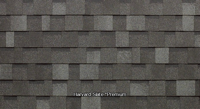 Harvard Slate Shed Shingles