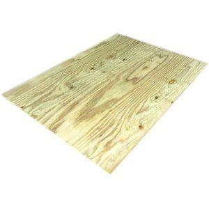 Pressure Treated Shed Floor