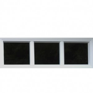 Transom Shed Window
