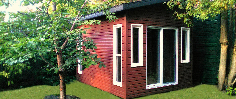 Custom sheds studios and garages in ottawa ottawa sheds for Studio sheds for sale
