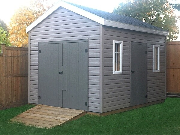 Classic Summit Sheds