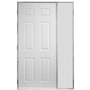 door and a half