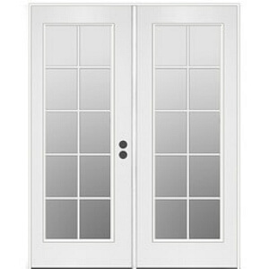 Double-French-Doors-White