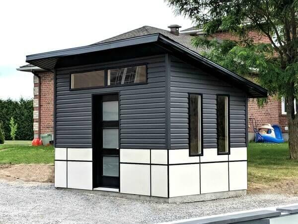 modern shed, Summit Sheds