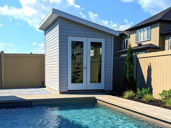 Artisan - modern shed