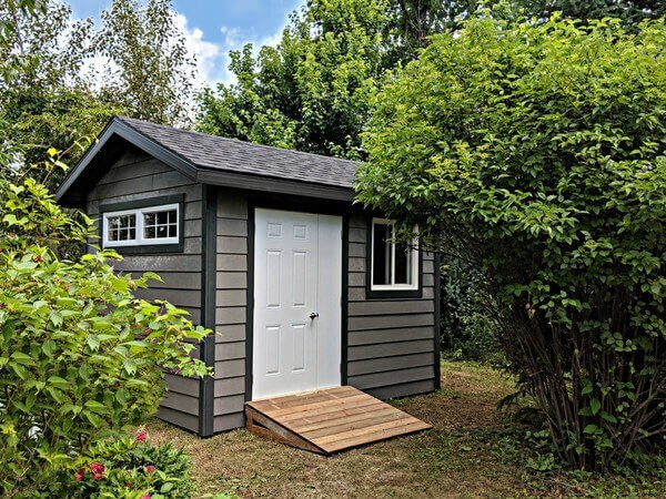 Classic shed gallery, Summit Sheds