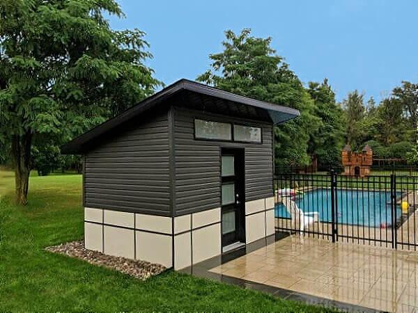 Urbanix, modern shed - Summit Sheds